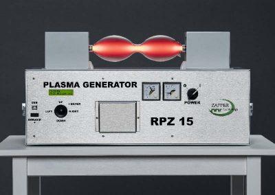Plazma Generátor RPZ14; RPZ15